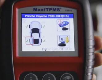Autel-TS601 test-TMPS-for-Porsche-Cayenne-2010 (11)