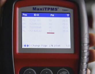 Autel-TS601 test-TMPS-for-Porsche-Cayenne-2010 (12)