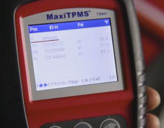 Autel-TS601 test-TMPS-for-Porsche-Cayenne-2010 (14)
