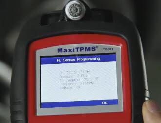 Autel-TS601 test-TMPS-for-Porsche-Cayenne-2010 (17)