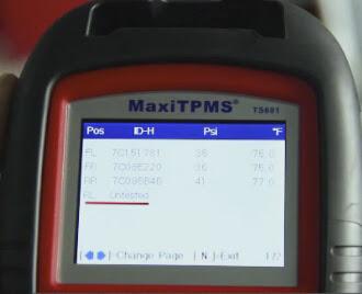 Autel-TS601 test-TMPS-for-Porsche-Cayenne-2010 (18)