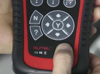 Autel-TS601 test-TMPS-for-Porsche-Cayenne-2010 (2)