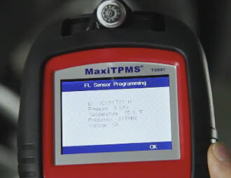 Autel-TS601 test-TMPS-for-Porsche-Cayenne-2010 (23)