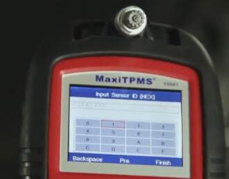 Autel-TS601 test-TMPS-for-Porsche-Cayenne-2010 (25)