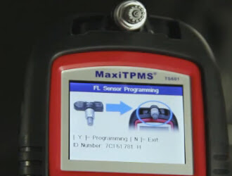 Autel-TS601 test-TMPS-for-Porsche-Cayenne-2010 (26)