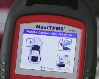 Autel-TS601 test-TMPS-for-Porsche-Cayenne-2010 (6)