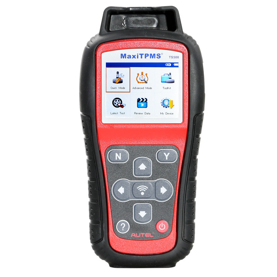 Autel TPMS Diagnostic Service Tools Comparison on MS906TS